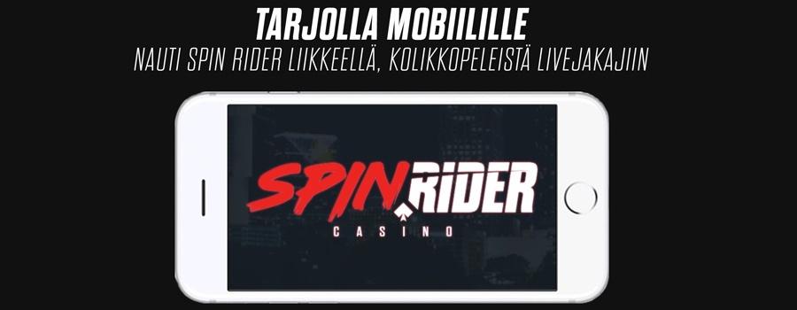 Spin Rider mobiilikuva
