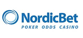 Nordicbet Pokeri logo