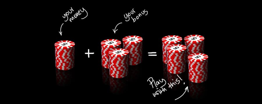 pokeribonukset